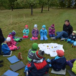 Aktionstag Kindergarten am 6.10.2016